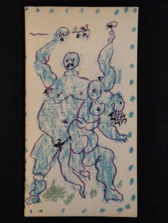 挿絵入り本 Picasso - Dessins d'un demi-siècle.