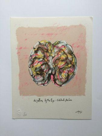 リトグラフ Matta - Digestion by the eye (from Morfolgie Verbali)