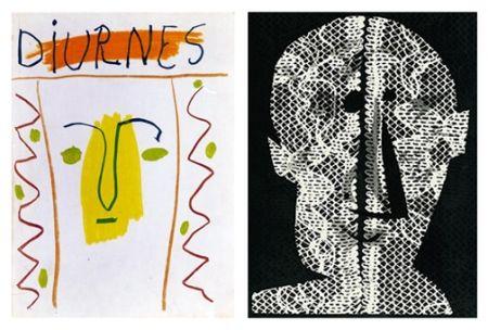 挿絵入り本 Picasso - Diurnes