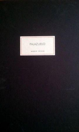 挿絵入り本 Palazuelo - DLM - Derrière le miroir Deluxe n°137