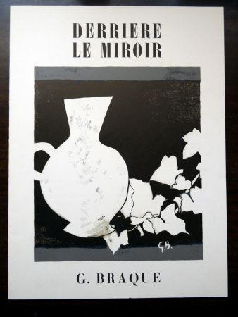 挿絵入り本 Braque - DLM - Derrière le miroir nº25-26