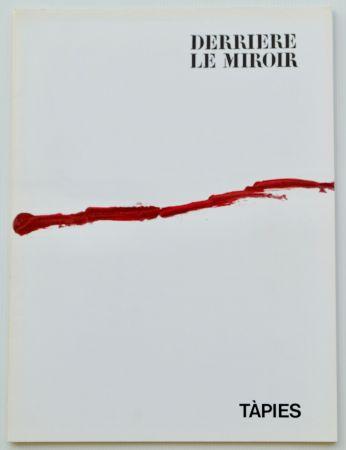 リトグラフ Tapies - Dlm - Derrière Le Miroir Nº 180