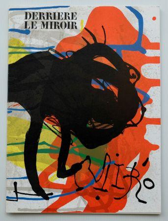 リトグラフ Miró - Dlm - Derrière Le Miroir Nº 203