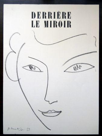 挿絵入り本 Matisse - DLM - Derrière le miroir nº 46 - 47