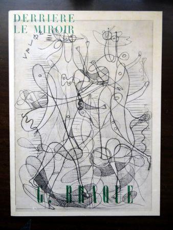 挿絵入り本 Braque - DLM - Derrière le miroir nº 71-72