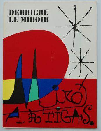 リトグラフ Miró - Dlm - Derrière Le Miroir Nº 87-88-89