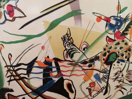挿絵入り本 Kandinsky - DLM 101-102-103