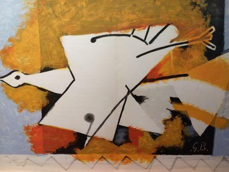 挿絵入り本 Braque - DLM 115