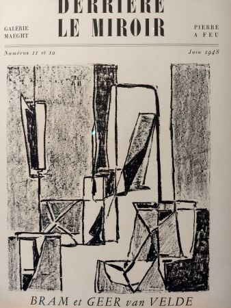 挿絵入り本 Van Velde - DLM 11 12