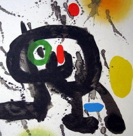 挿絵入り本 Miró - DLM 123