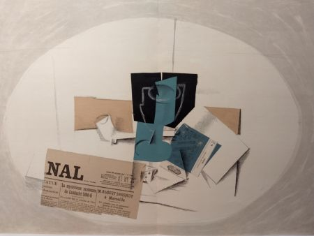 挿絵入り本 Braque - DLM 138