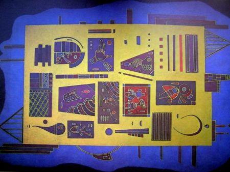 リトグラフ Kandinsky - DLM 179