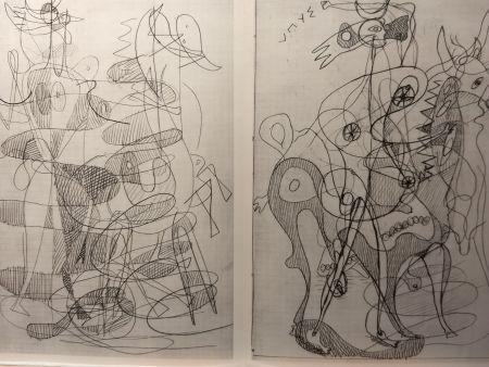 挿絵入り本 Braque - DLM 71-72