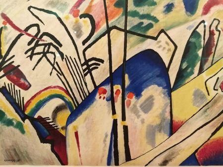 挿絵入り本 Kandinsky - DLM 77-78