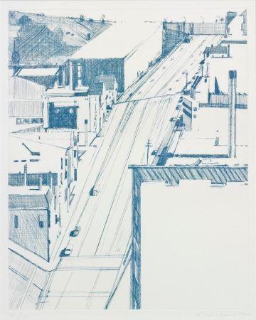 彫版 Thiebaud - Down 18th
