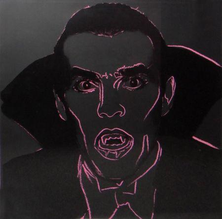 シルクスクリーン Warhol - Dracula (FS II.264)