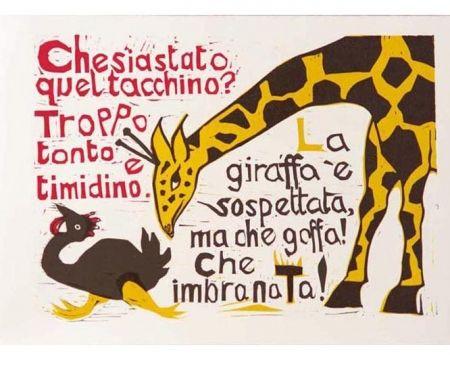 挿絵入り本 Brancaforte - Duccio il pittore elettrodomestico