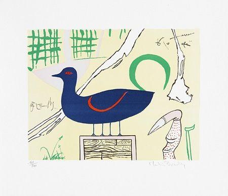 リトグラフ Bradley - Duck