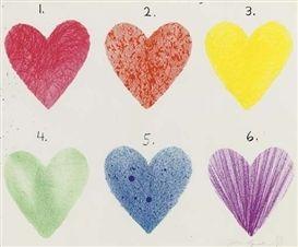 リトグラフ Dine - Dutch Hearts