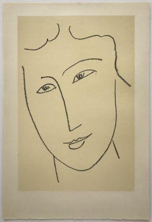 リトグラフ Matisse - Echos I