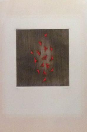 彫版 Piza - Eclat du rouge