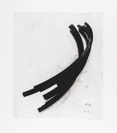 エッチング Venet - Effondrement: Arcs 02