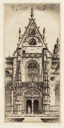 彫版 Arms - Eglise de Notre Dame, Bourg-En-Bresses