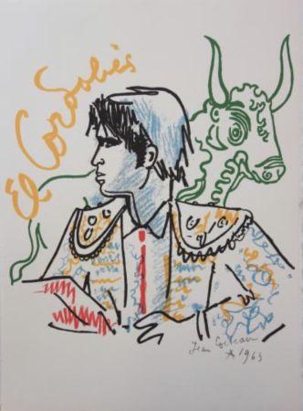 リトグラフ Cocteau - El cordobes