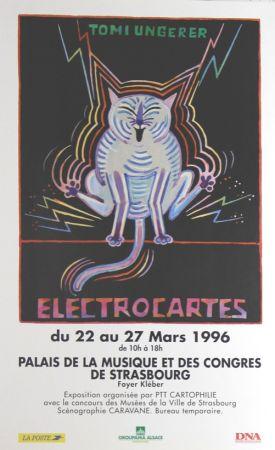 オフセット Ungerer - Electrocartes 1996