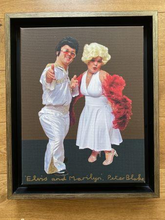 技術的なありません Blake - Elvis & Marilyn