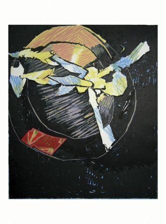 リトグラフ Balas - En marge du goût de J. A. Brillat-Savarin III