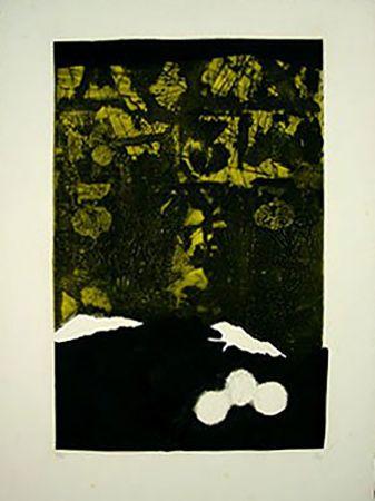 多数の Clavé - En noir et jaune
