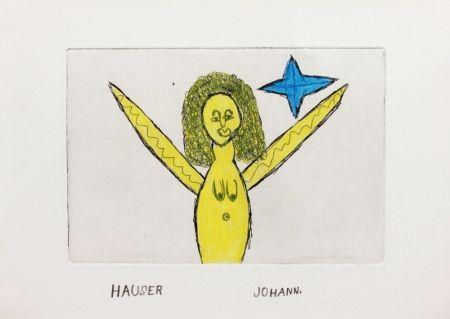 彫版 Hauser - Engel (Angel)