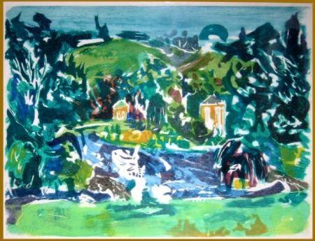 彫版 Heindorff - English Landscape Series 2