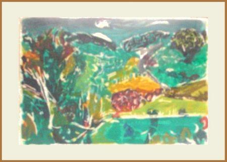 彫版 Heindorff - English Landscape Series 4