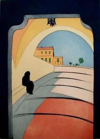 彫版 Rathbone - Entrance to Monaco