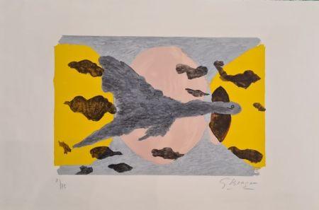 リトグラフ Braque - Equinoxe