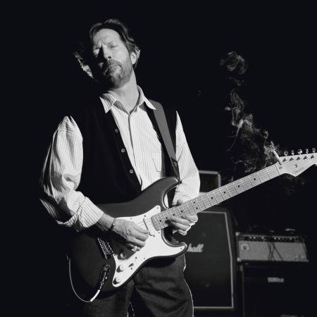 写真 O'neil - Eric Clapton, B&W