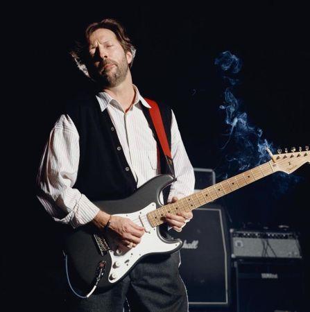 写真 O'neil - Eric Clapton, color