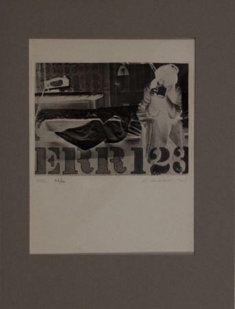 エッチング Indiana -  Err123