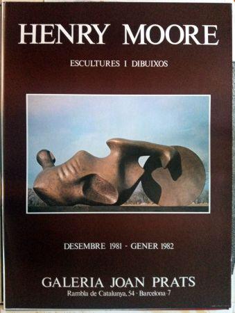 掲示 Moore - Escultures i Dibuixos