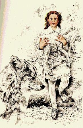 挿絵入り本 Garelli - Fables Choisies