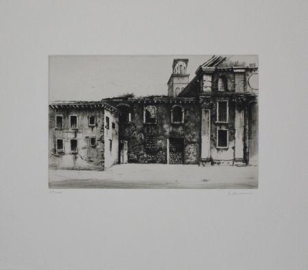 彫版 Schwermer - Fabrikgebäude