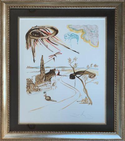 リトグラフ Dali - Fantastic Voyage