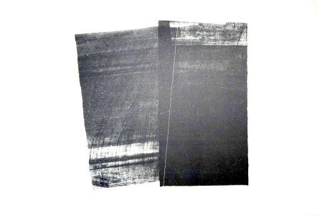 リトグラフ Hartung - Farandole