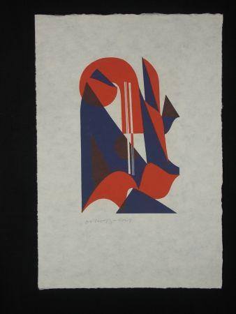 木版 Dalvit - Farbiges Konzert / Color Concert