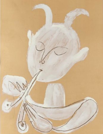 技術的なありません Picasso - Faune Blanc