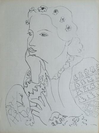 オフセット Matisse - Femme