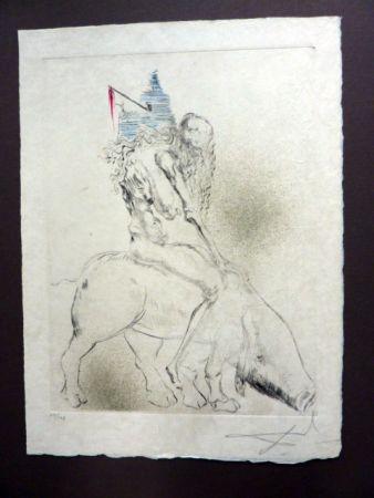 ポイントーセッシュ Dali - Femme Au Cochon (Faust)