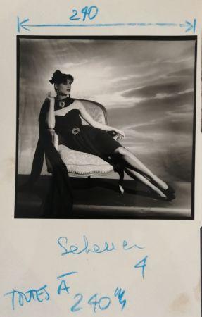 写真 Horst  - Femme au fauteuil